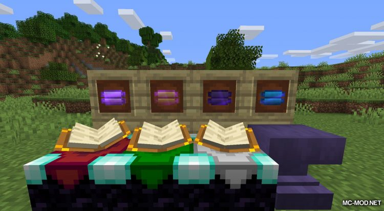 Enchantments Reloaded mod for Minecraft (14)