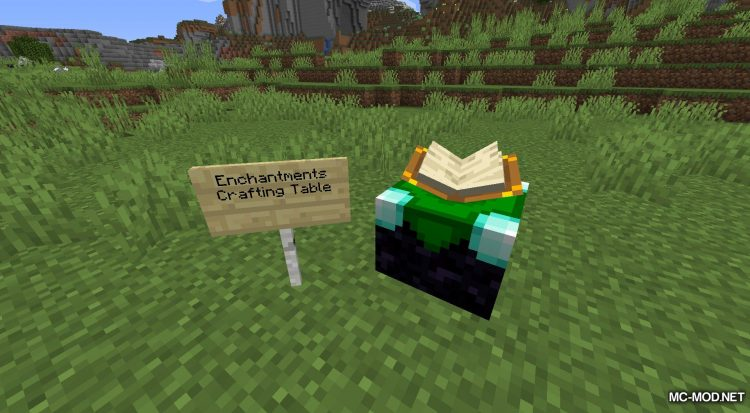 Enchantments Reloaded mod for Minecraft (4)