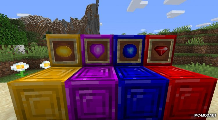 Evolution mod for Minecraft (7)