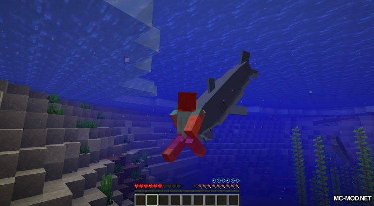 More Living Things mod for Minecraft (15)