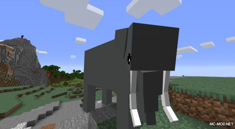 More Living Things mod for Minecraft (4)