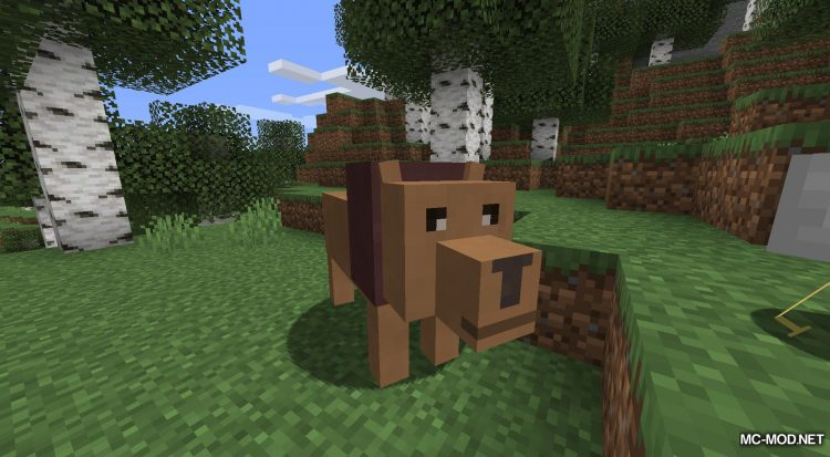 More Living Things mod for Minecraft (9)