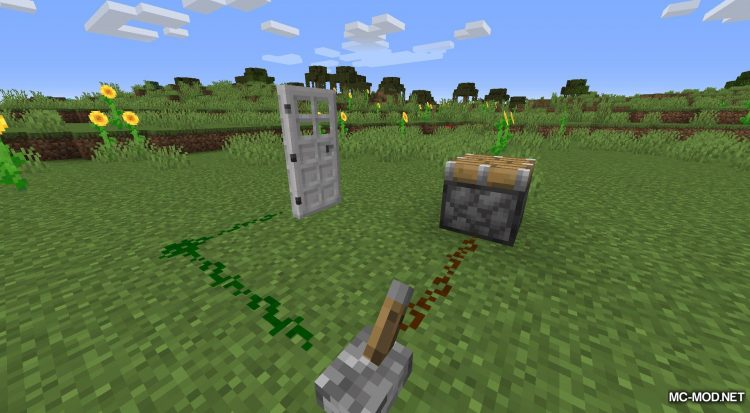 More Wires mod for Minecraft (8)