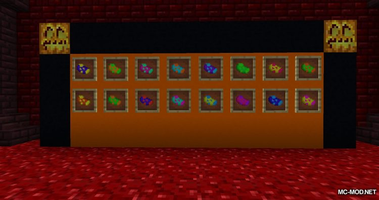 Never Enough Candy mod for Minecraft (11)