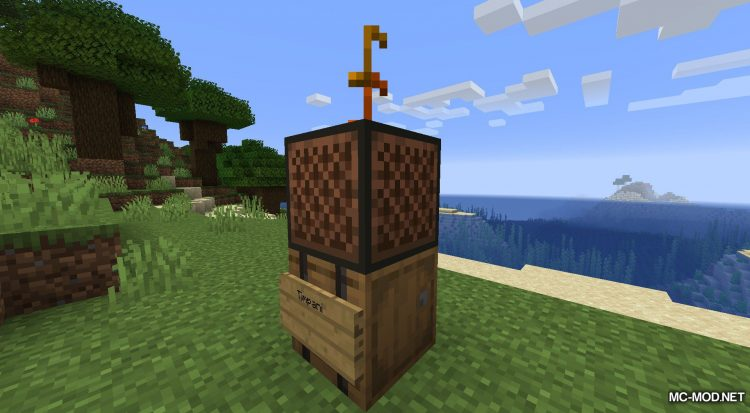 Noteblock Expansion mod for Minecraft (10)