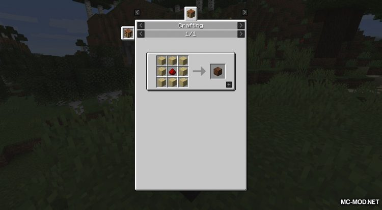 Noteblock Expansion mod for Minecraft (3)