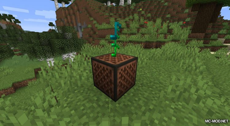 Noteblock Expansion mod for Minecraft (4)