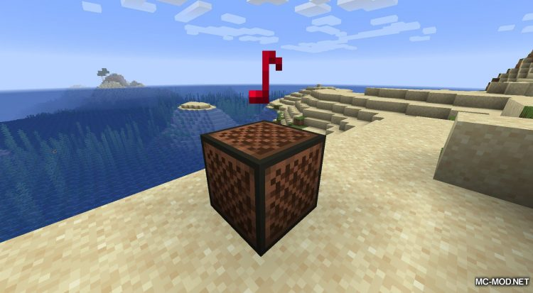 Noteblock Expansion mod for Minecraft (5)