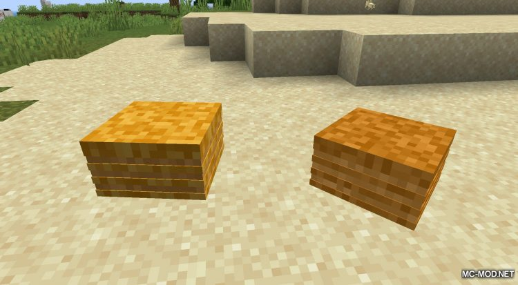 Realistic Bakery Product mod for Minecraft (6)