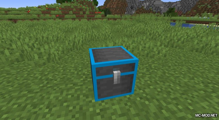 Repair Chests mod for Minecraft (17)