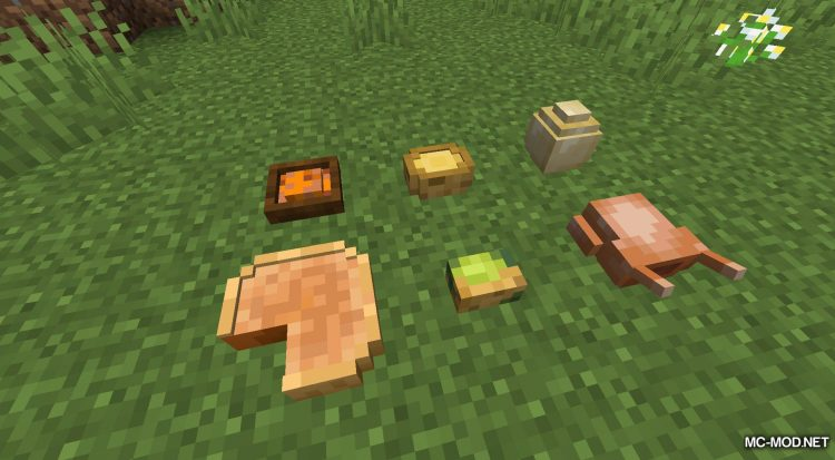 Rosy_s Placeable Items Mod mod for Minecraft (12)