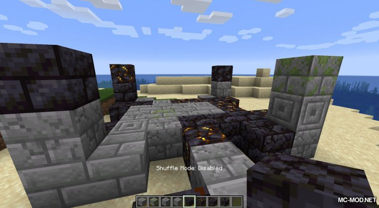 Shuffle mod for Minecraft (11)