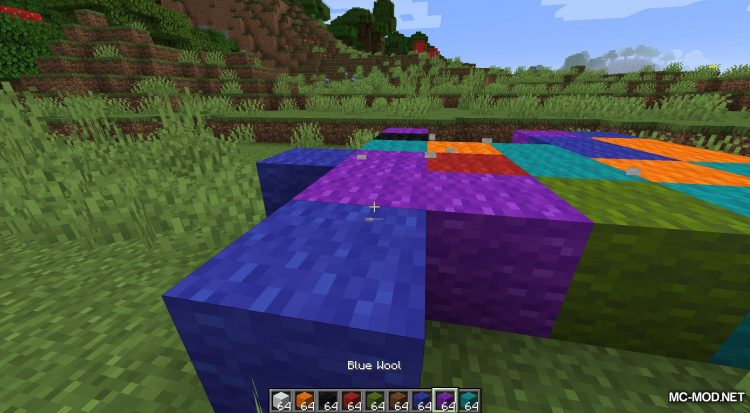 Shuffle mod for Minecraft (7)