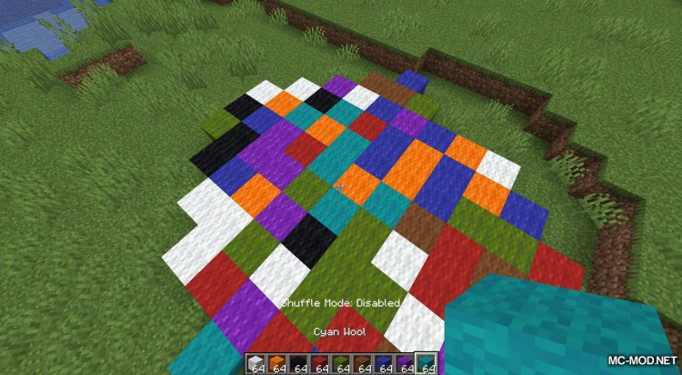 Shuffle mod for Minecraft (8)