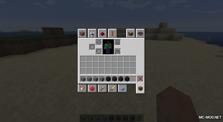 Shuffle mod for Minecraft (9)