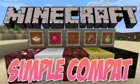 Simple Compat mod for Minecraft logo
