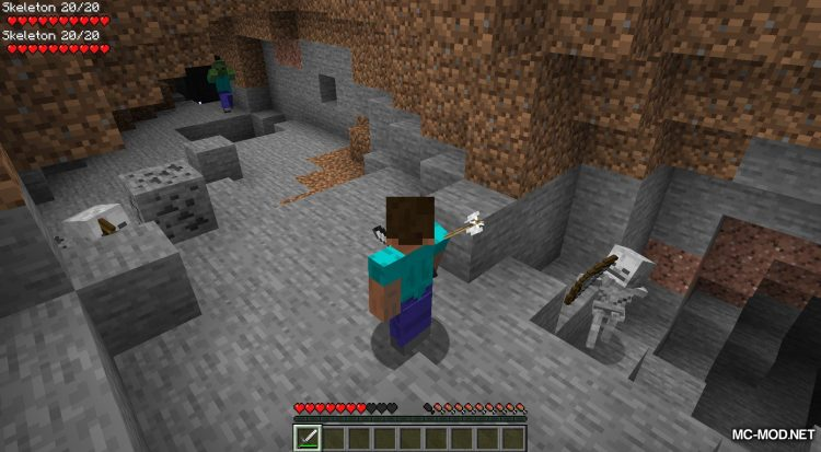 Surrounding Indicators mod for Minecraft (8)
