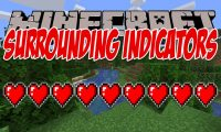 Surrounding Indicators mod for Minecraft logo