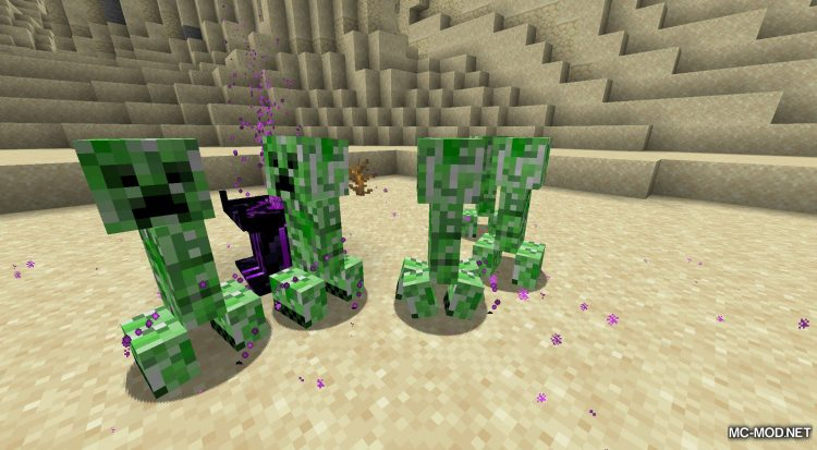 Teleport++ mod for Minecraft (10)