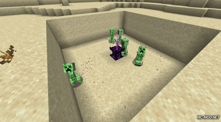 Teleport++ mod for Minecraft (11)