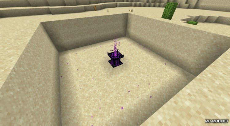 Teleport++ mod for Minecraft (9)