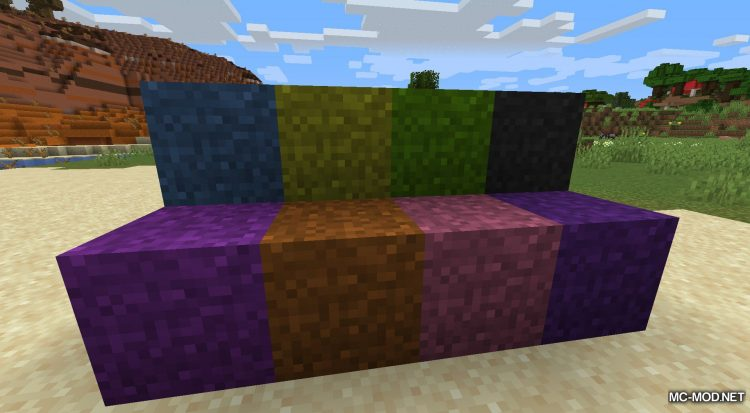 Turf mod for Minecraft (5)