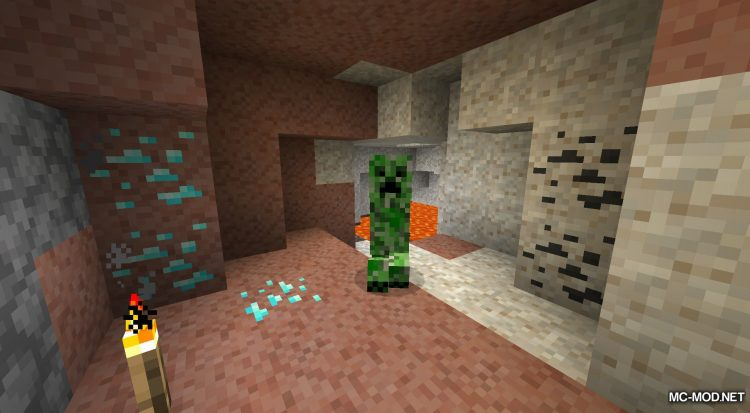 Unearthed mod for Minecraft (5)