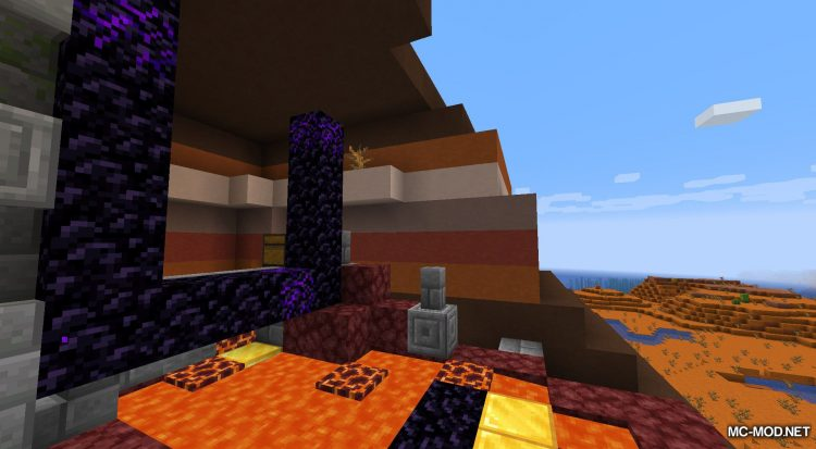 Unearthed mod for Minecraft (8)