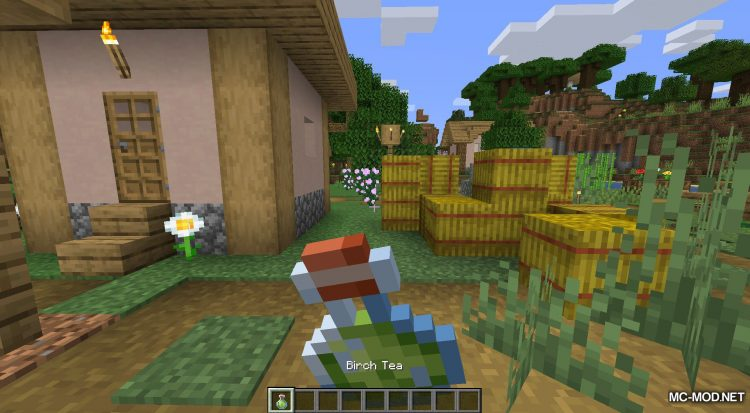 Vanilla Cookbook mod for Minecraft (10)