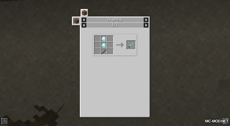 Vanilla Cookbook mod for Minecraft (4)