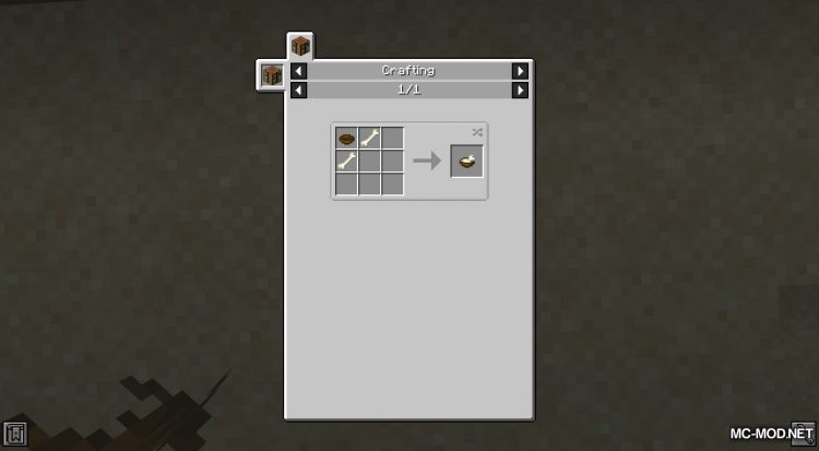Vanilla Cookbook mod for Minecraft (6)