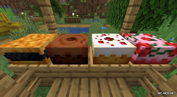 Vanilla Cookbook mod for Minecraft (8)