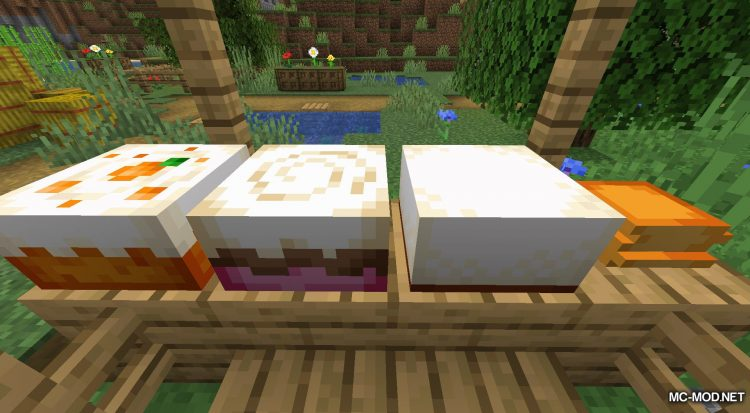 Vanilla Cookbook mod for Minecraft (9)