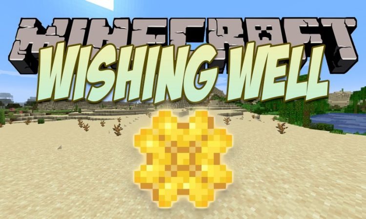 Wishing Well mod for Minecraft logo